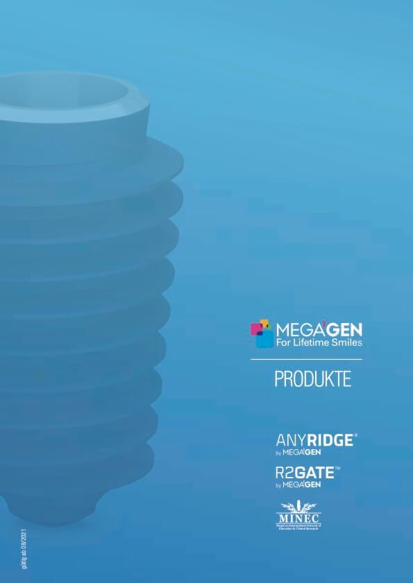 MegaGen Catalogue 2021