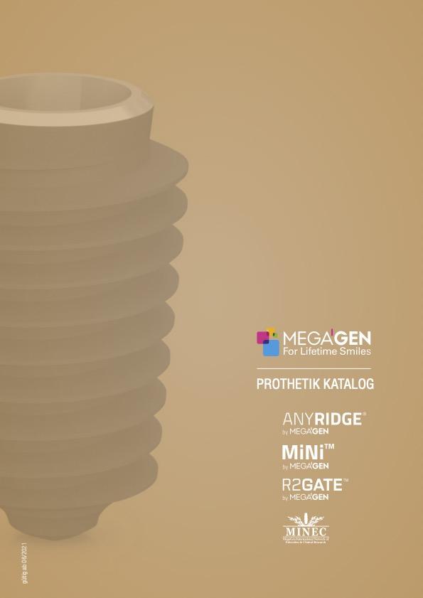MegaGen Prothetik Katalog